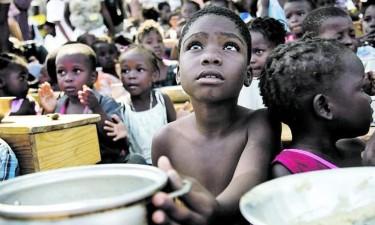 Mal nutrição provocou morte a mais de 140 crianças