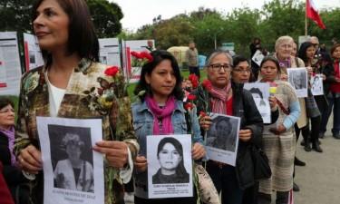 Oito mulheres desaparecem por dia no Peru