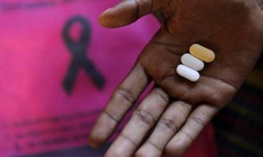 País vai receber 13 mil lotes de anti-retrovirais