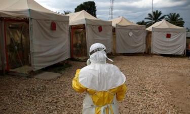 Profissionais de saúde na RDC em greve