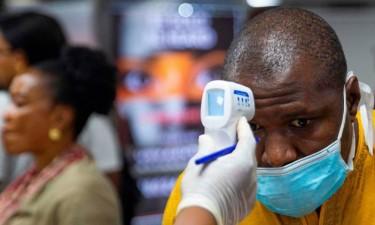 África regista 204 mortes e mais de sete mil casos
