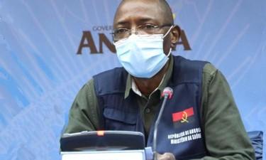 Angola com 130 novas infecções e três óbitos