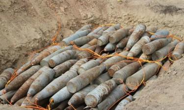 Destruídos mais de 46 mil engenhos explosivos
