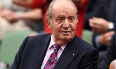 Juan Carlos deixou Espanha há um mês