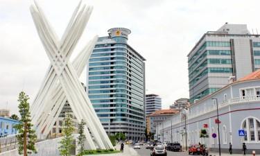 Lucros da Sonangol recuam para 125 milhões USD