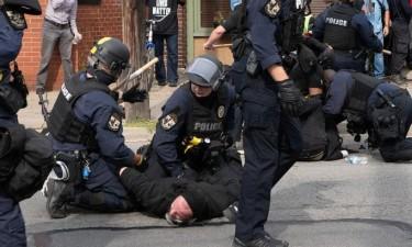 Cerca de 100 pessoas detidas em protestos contra sentença no caso Breonna Taylor