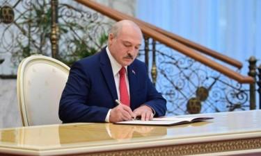 UE recusa reconhecer Lukashenko como presidente da Bielorrússia