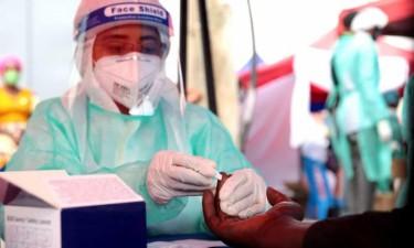 Angola com mais 160 casos e seis mortes