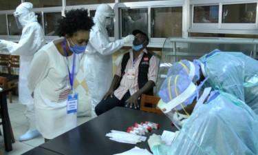 Angola contabiliza 289 novos casos positivos e quatro mortes