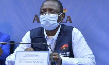 Angola regista cmais 166 infeções e cinco mortes