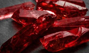 Apreendidas mais de 70 pedras de rubi