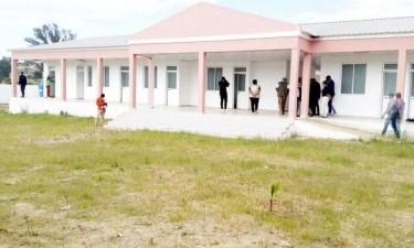 BNI financia construção de escola em Caculo-Cabaça