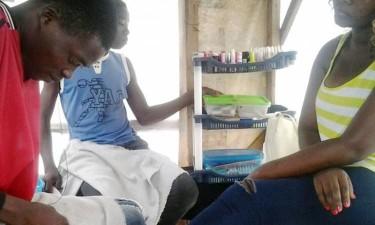 Desemprego leva  jovens a abrirem  pequenas casas de beleza
