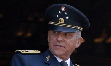 Ex-ministro mexicano detido