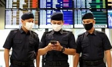 Mais de 10 mil polícias em quarentena