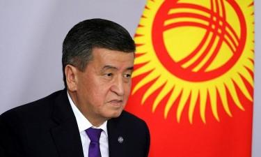 Presidente do Quirguistão demite-se