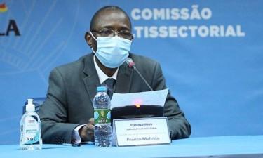 Angola com mais 104 infecções e quatro mortes