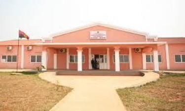 Concluído laboratório regional da Lunda-Norte