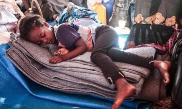 Mais de 2,3 milhões de crianças precisam de ajuda na Etiópia