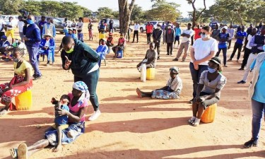 Kwenda cadastrou mais de 300 mil famílias