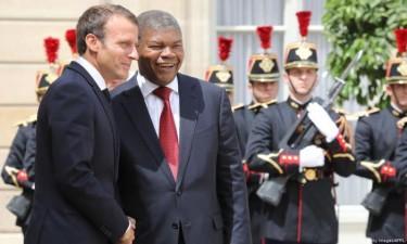Emmanuel Macron pode visitar Angola até Março