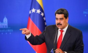 Maduro acusa homólogo colombiano de planear o seu assassinato