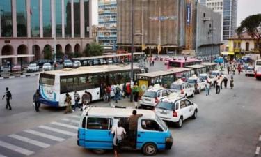 Transportes com perdas de 673,1 mil milhões AKZ