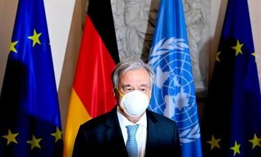 António Guterres quer recandidatar-se a segundo mandato