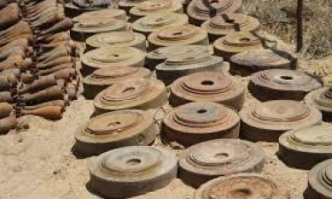 Japão ajuda Angola a livrar-se de minas