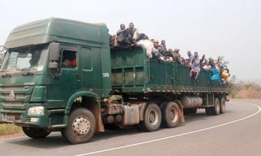 Mais de 50 congoleses democráticos impedidos de entrar no país