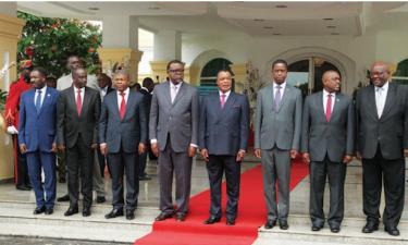Mini-cimeira de chefes de estado debate situação na RDC