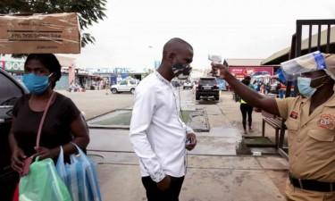 Angola chega às 500 mortes associadas à covid-19