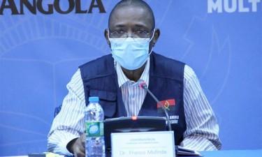 Angola com mais 56 casos e uma morte