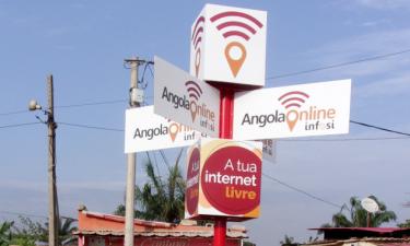 Angola melhora 26 posições no acesso à internet