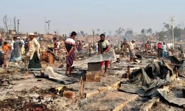 Pelo menos sete mortos em incêndio