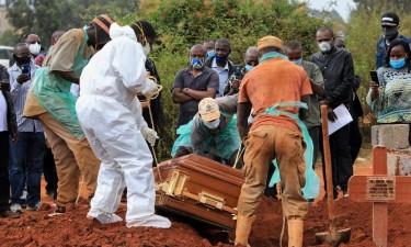 África com mais 260 mortos e 4.860 infetados nas últimas 24 horas