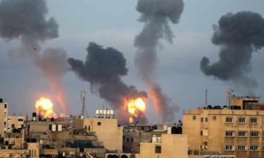 Hamas dá conta de mais de 80 palestinianos mortos em ataques israelitas em Gaza