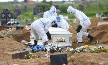 África regista perto de mil mortes nas últimas horas