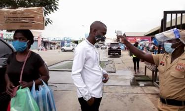 Angola atinge 1.100 mortes associadas à covid-19