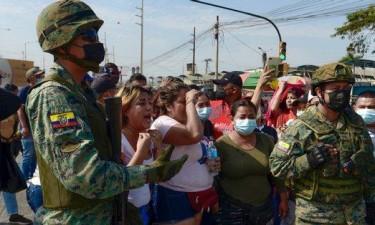 Confrontos entre gangues rivais causam 116 mortos
