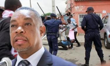 Ministro garante melhorar condições dos efectivos