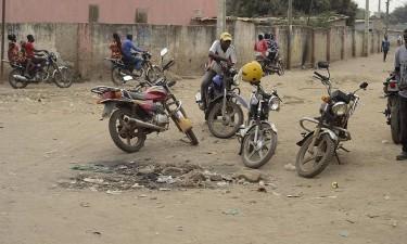 Polícia mata mototaxista em Luanda