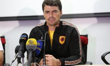 Pedro Gonçalves confiante no jogo de hoje