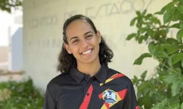 Angolana conquista bronze nos 200 metros