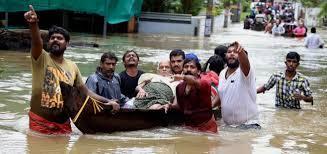 Chuvas fazem 400 mortos