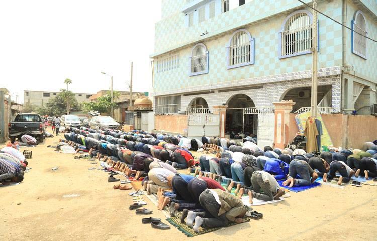 Muçulmanos procuram reconhecimento