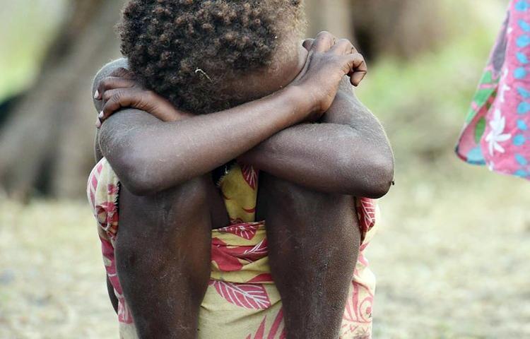 Aumenta o número  de crianças violadas