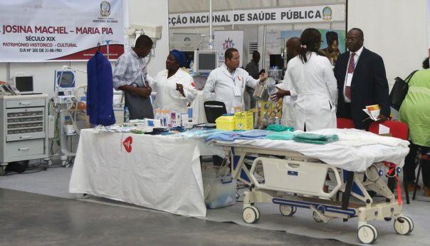Angola participa na formação de serviços de saúde em Portugal