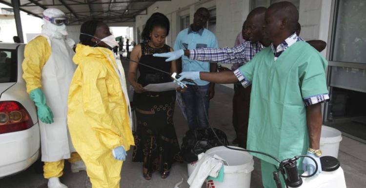 União Europeia vai apoiar o combate ao ébola e à cólera em África