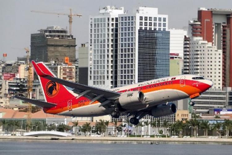Angola é o terceiro maior devedor mundial às companhias aéreas